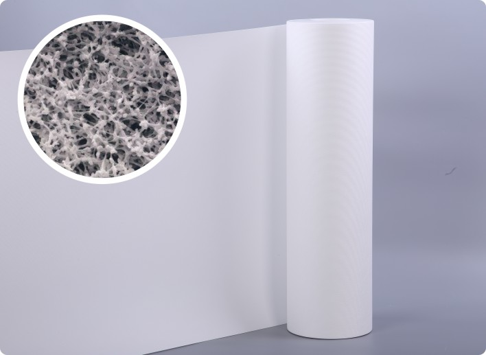 ePTFE sterilization high-efficiency bubble point membrane