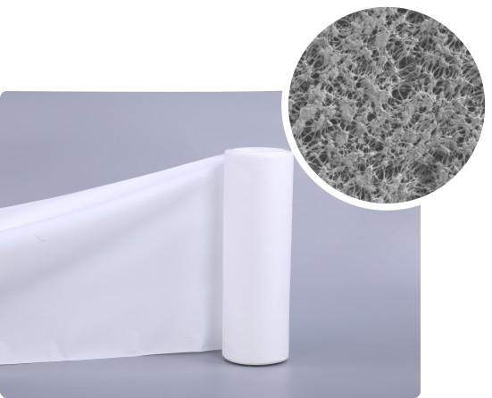 What is the performance of expanded PTFE tape and filler?